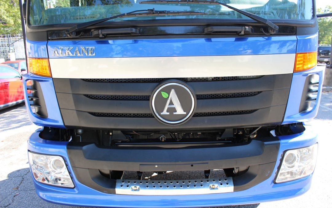 Alkane Unveils Truck at Southeastern Alternative Fuels Expo