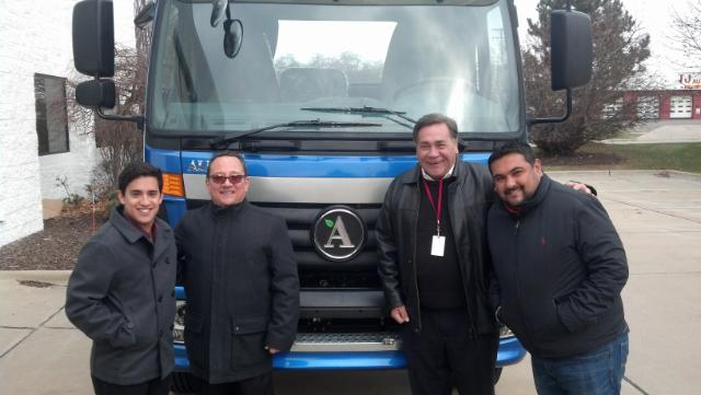 Alkane Truck Company Announces Expansion into Mexico